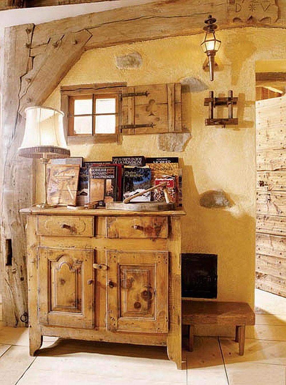 Armul caselor tradi ionale este noul lux contemporan adela p rvu jurnalist home garden Les chalets de philippe chamonix