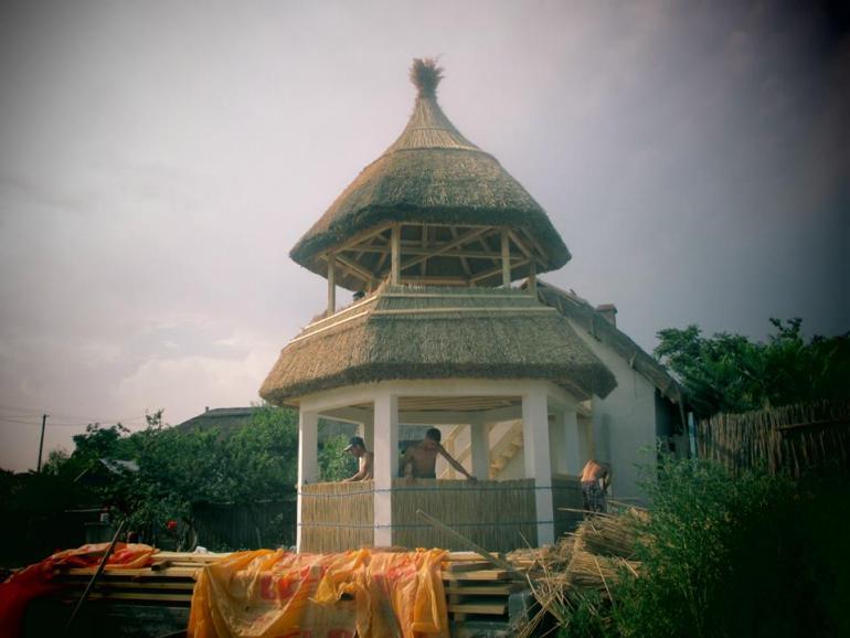 adelaparvu.com despre mester acoperisuri stuf Tanse Dobre (4)