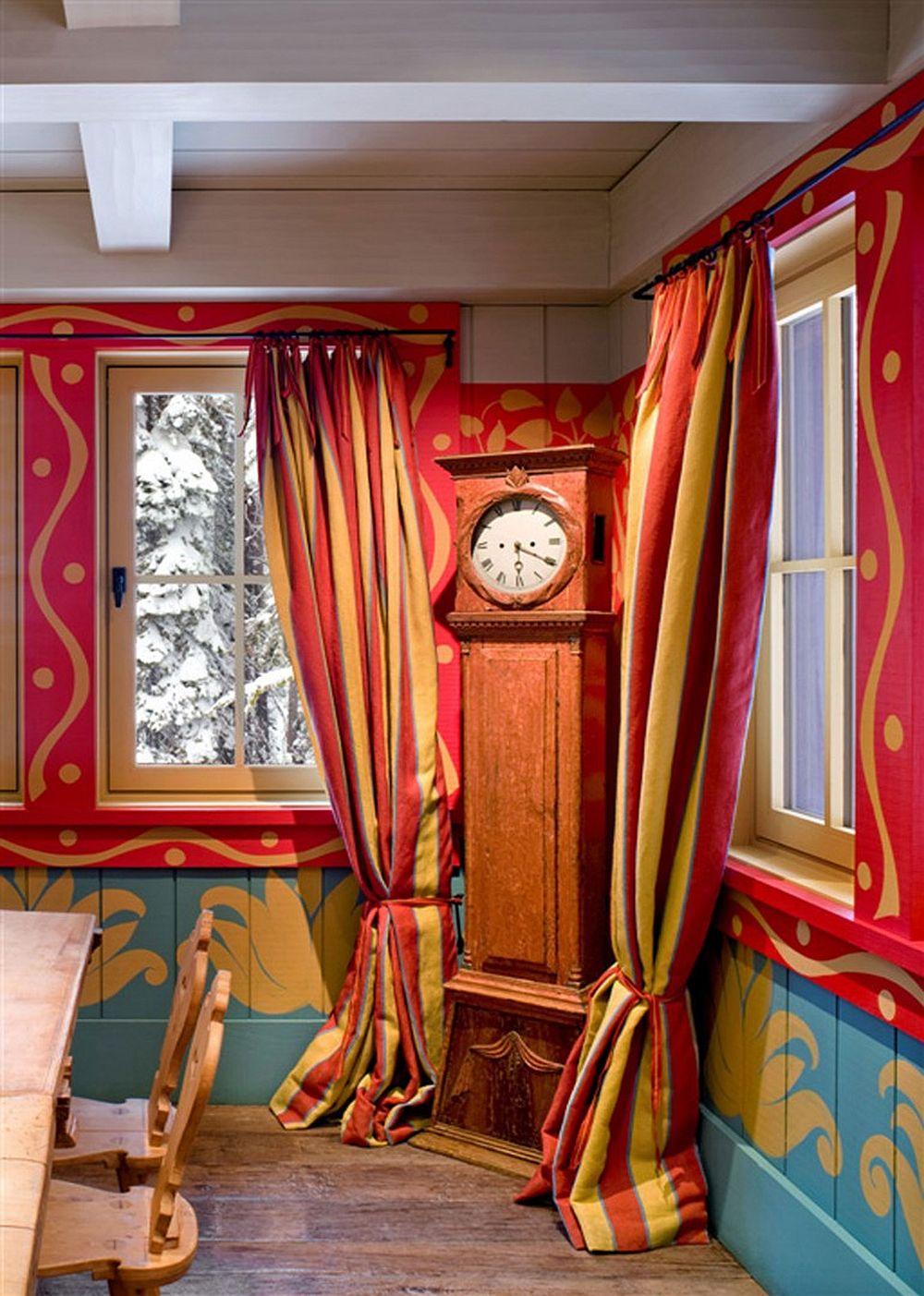 adelaparvu.com despre cabana de munte in SUA, chalet de schi in California, arhitecti John Malick & Associates, Foto David Wakley (10)