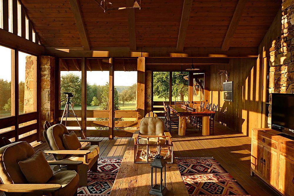 Farmhouse Sunroom Ideas Screened Porches