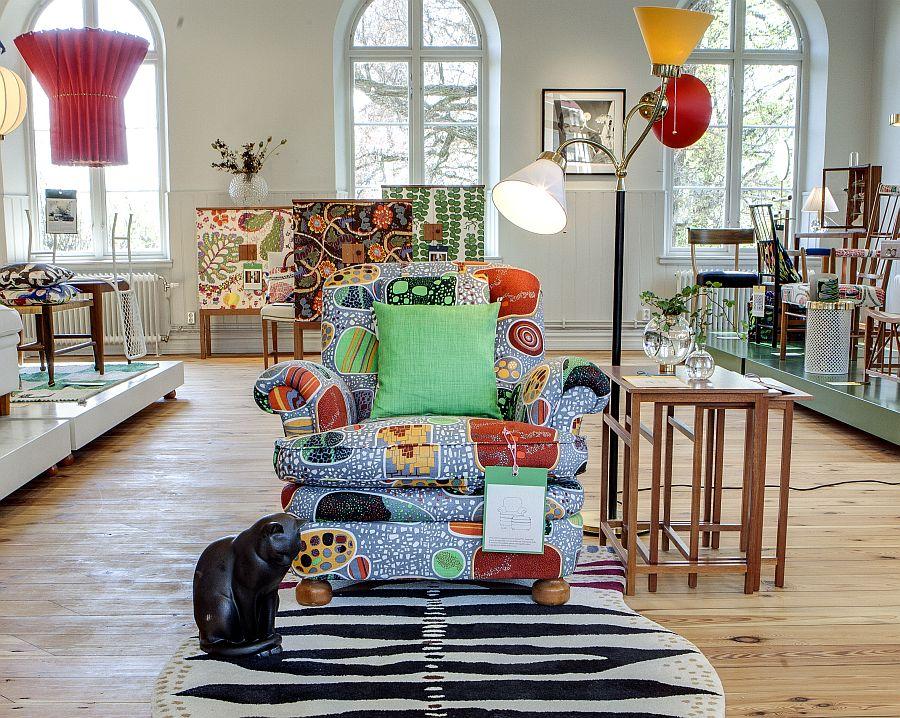 adelaparvu.com despre Svenskt Tenn si Frank Josef, tapete, textile si mobilier Svenskt Tenn (32)