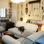 adelaparvu.com despre apartament boem de doua camere Bucuresti, designer Mihaela Poenaru, Foto Dragos Boldea (2)