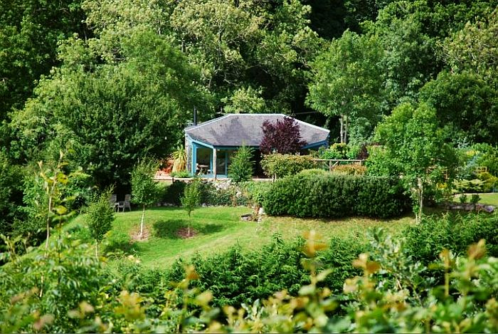 adelaparvu.com despre casa de vacanta ingenioasa, casa de vacanta Anglia, Little Loventor, Foto Unique Home Stays (1)