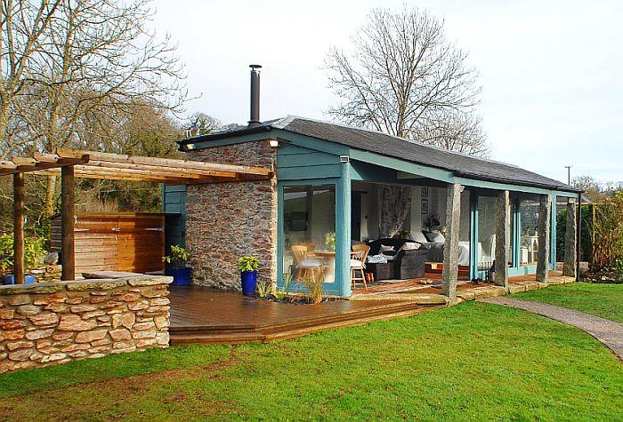 adelaparvu.com despre casa de vacanta ingenioasa, casa de vacanta Anglia, Little Loventor, Foto Unique Home Stays (21)