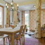 adelaparvu.com despre apartamente si case in stil rustic bucovinean, Apartament 11 WillaTatiana II, Zakopane, Polonia (4)