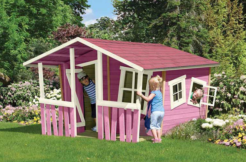 adelaparvu.com despre modele casute si locuri joaca copii, design Delta Gartenholz (1)