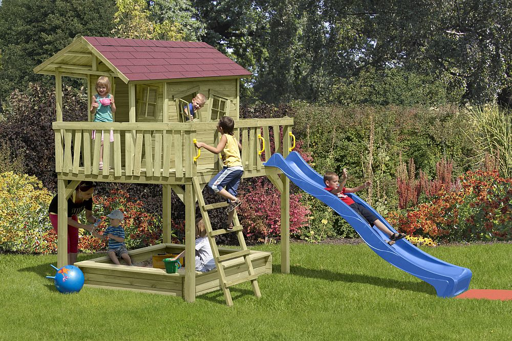 adelaparvu.com despre modele casute si locuri joaca copii, design Delta Gartenholz (5)