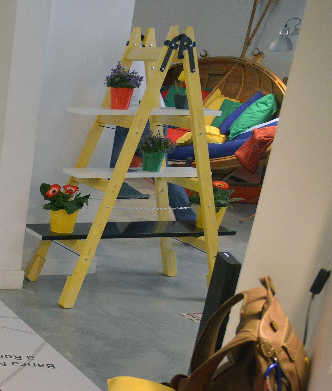 adelaparvu.com despre Google House Romania, design interior Dragos Solot, tablouri Deco Box Liliana Stoica, organizator FCB Bucharest (17)