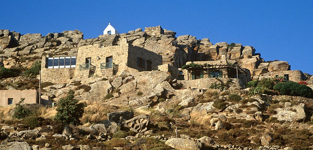 adelaparvu.com despre casa sapta in stanca, casa in Grecia, Mykonos, designer interior Deborah French (1)