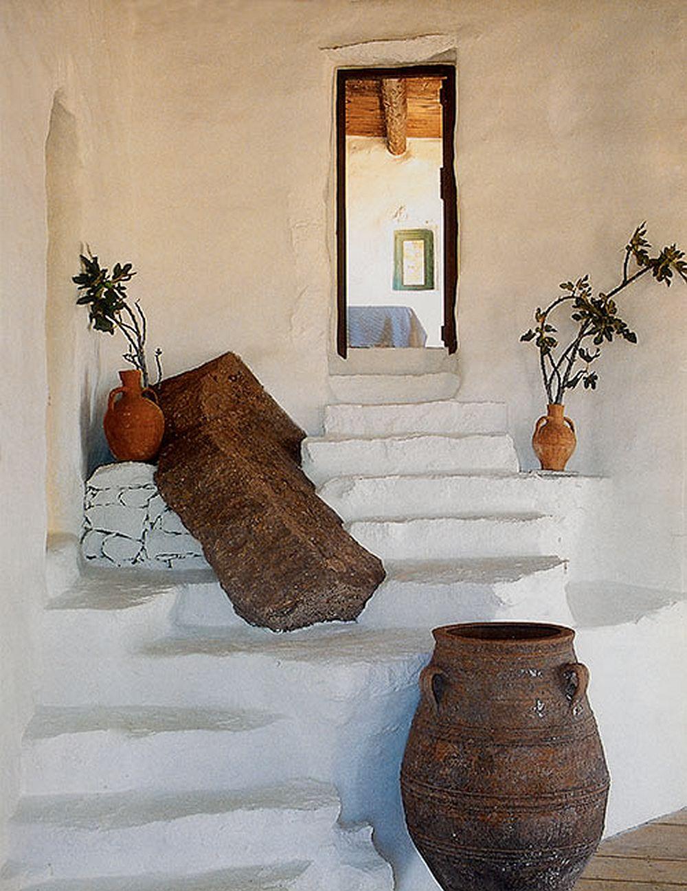 adelaparvu.com despre casa sapta in stanca, casa in Grecia, Mykonos, designer interior Deborah French (11)