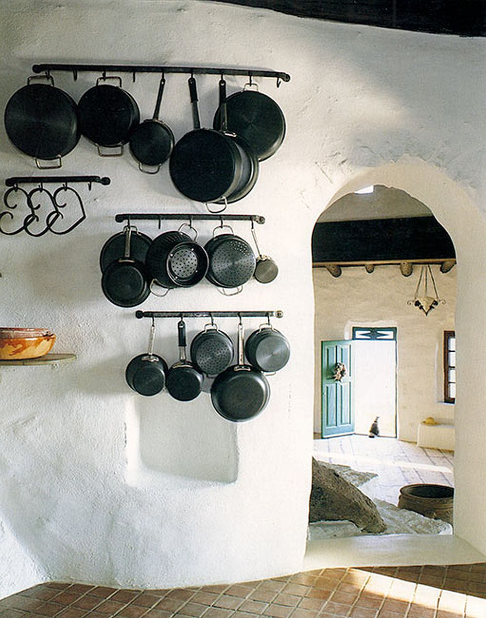 adelaparvu.com despre casa sapta in stanca, casa in Grecia, Mykonos, designer interior Deborah French (13)