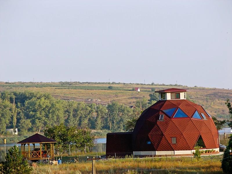 adelaparvu.com despre case tip domuri geodezice, casa dom geodezic, design ing. Alexandru Dinulescu (36)