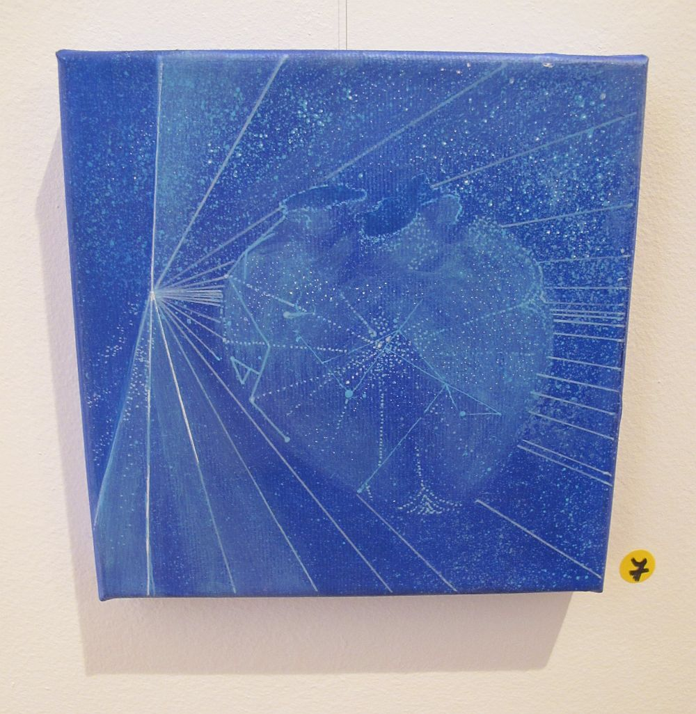 adelaparvu.com despre expozitia Senzorialitatea tacerii, artist Isabela Iorga, galeria Art Yourself Bucuresti (7)