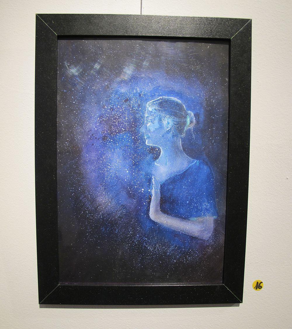adelaparvu.com despre expozitia Senzorialitatea tacerii, artist Isabela Iorga, galeria Art Yourself Bucuresti (8)