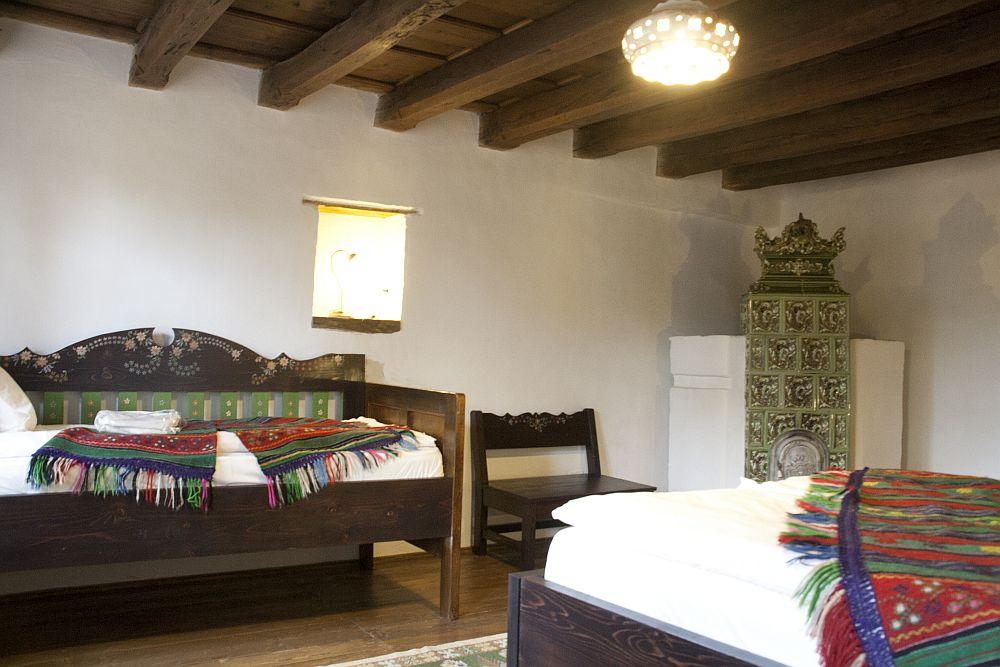 adelaparvu.com despre pensiunea Casa cu Zorele, case traditionale transilvanene, bedandbreakfast Crit, Transilvania, Romania (16)
