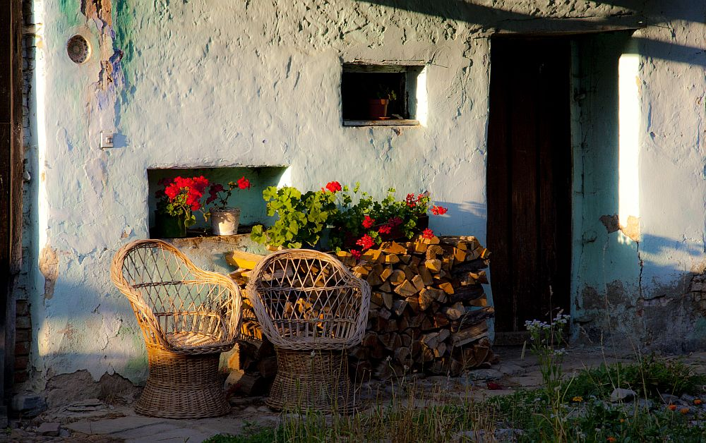 adelaparvu.com despre pensiunea Casa cu Zorele, case traditionale transilvanene, bedandbreakfast Crit, Transilvania, Romania (19)