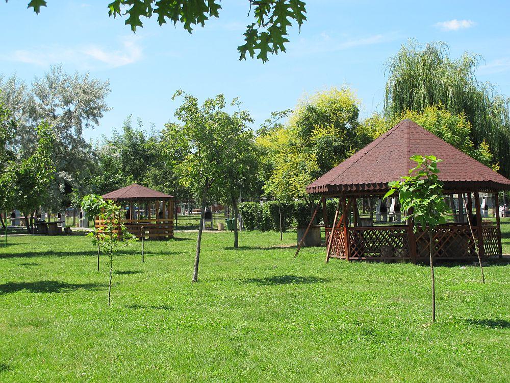 In Parcul Copilului