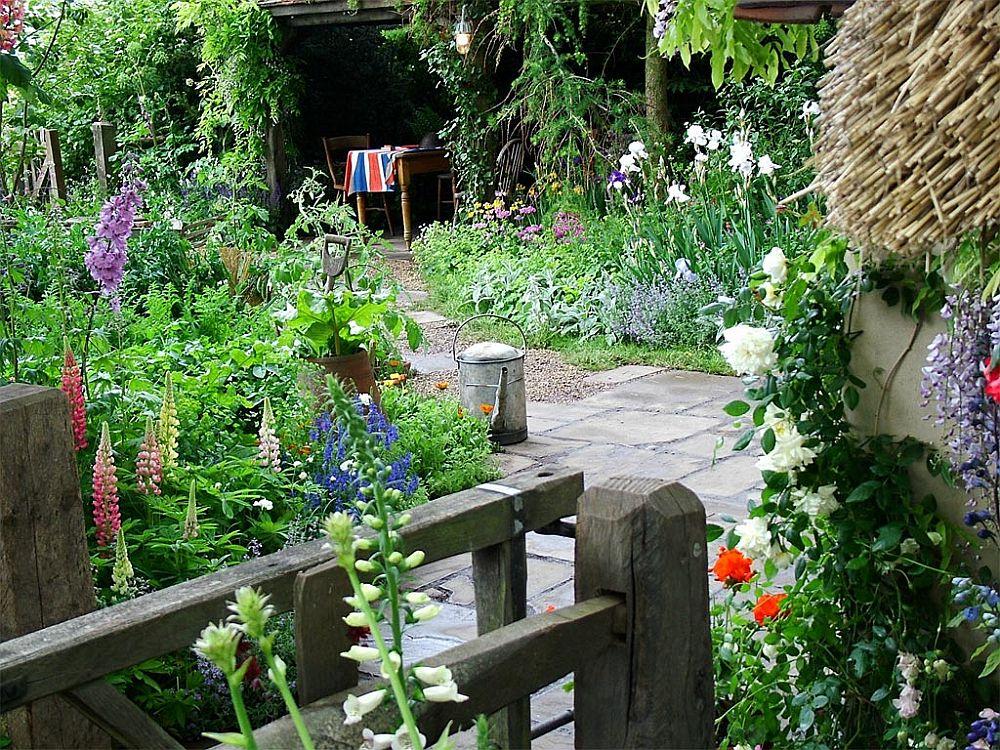 adelaparvu.com despre gradina rustica englezeasca, gradina Anglia, gradina Chelsea Pensioners Garden, designer peisagist Julian Dowle, Foto blog MooseysCountryGarden (11)