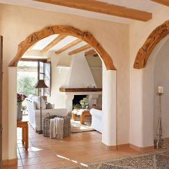 Best Color For Living Room With Brown Furniture Wall Painting 9 Modern And Beautiful Hall Arch Designs Home | Styles ...