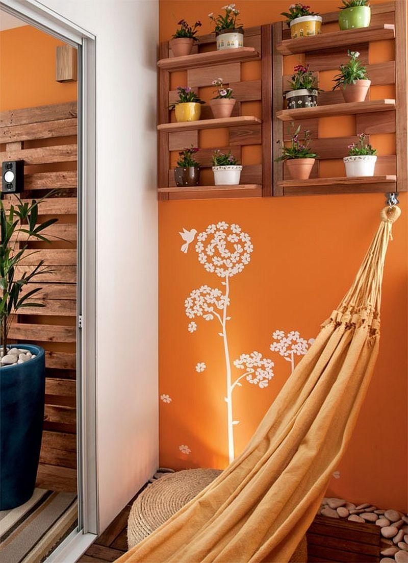 adelaparvu.com despre amenajare living mic cu euro paleti, living 10 mp, design Glaucio Gonçalves, Foto Minha Casa  (5)