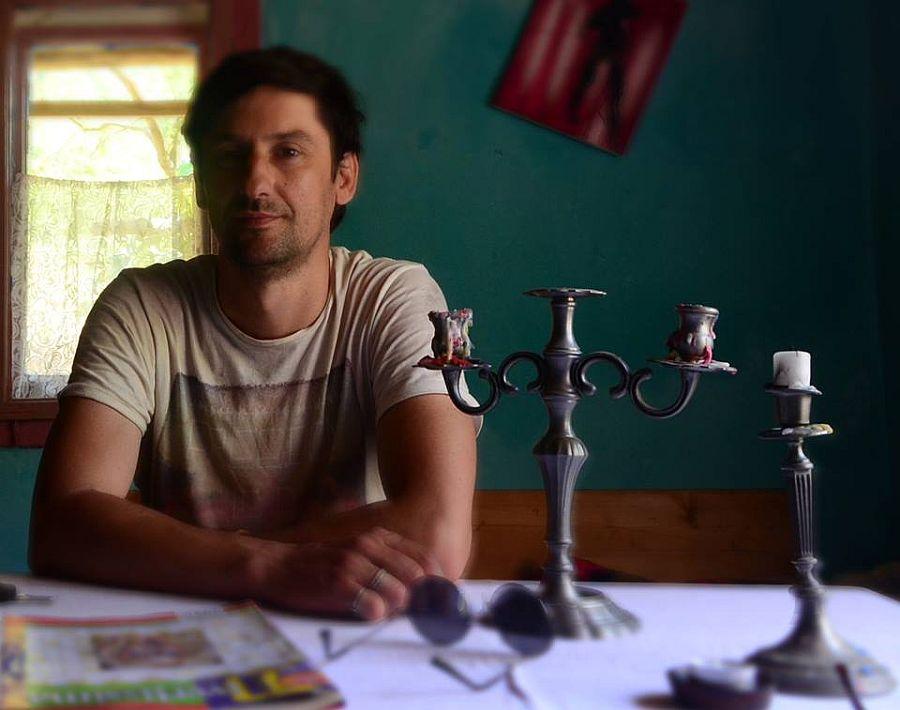 adelaparvu.com despre casa din baloti de paie Popasul Verde, Sangeorz Bai, Romania, proprietar Paul Axinte (1)