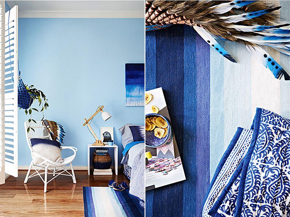 adelaparvu.com despre acelasi dormitor 2 variante de decorare, stilist Julia Green, Foto Armelle Habib  (7)