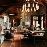 adelaparvu.com despre cabana de munte, casa lemn SUA, Lone Peak , arhitectuea Peace Design (25)