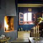 adelaparvu.com despre casa de munte norvegiana, design interior Else Rønnevig, Foto Espen Grønli (9)