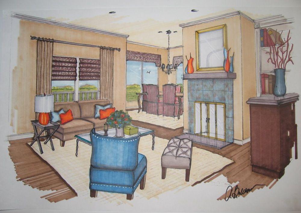 adelaparvu.com despre cum se lucreaza cu un designer de interior si cat costa, Proiectul (6)