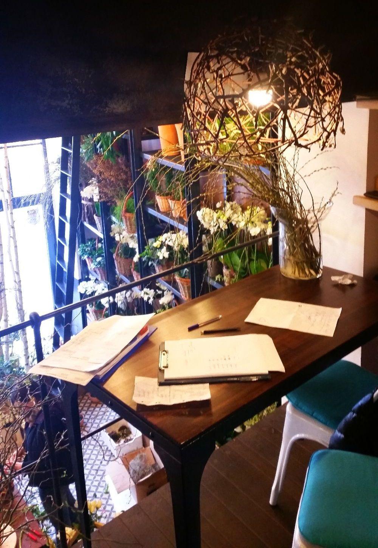 adelaparvu.com despre atelierul designerului florist Nicu Bocancea, Foraria Iris, design interior Pascal Delmotte (3)