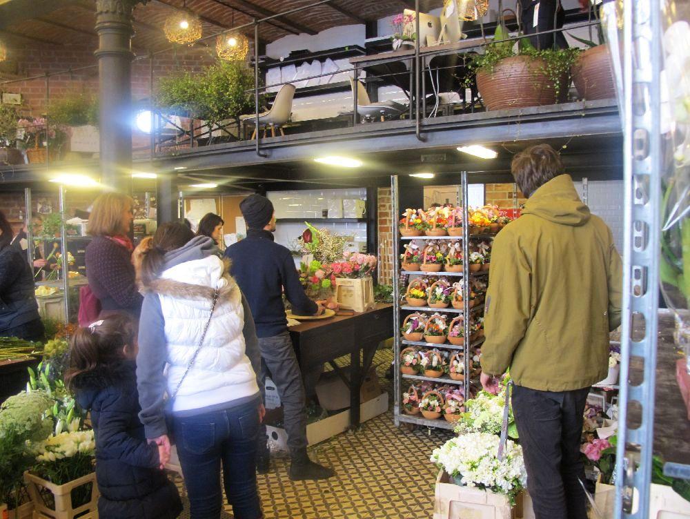adelaparvu.com despre atelierul designerului florist Nicu Bocancea, Foraria Iris, design interior Pascal Delmotte (30)