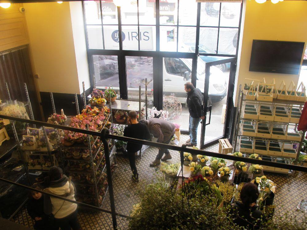 adelaparvu.com despre atelierul designerului florist Nicu Bocancea, Foraria Iris, design interior Pascal Delmotte (31)