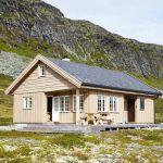adelaparvu.com despre casa de vacanta din lemn de 63 mp, casa Norvegia Mannsberg Tyin, Foto Sveinung Brathen (1)