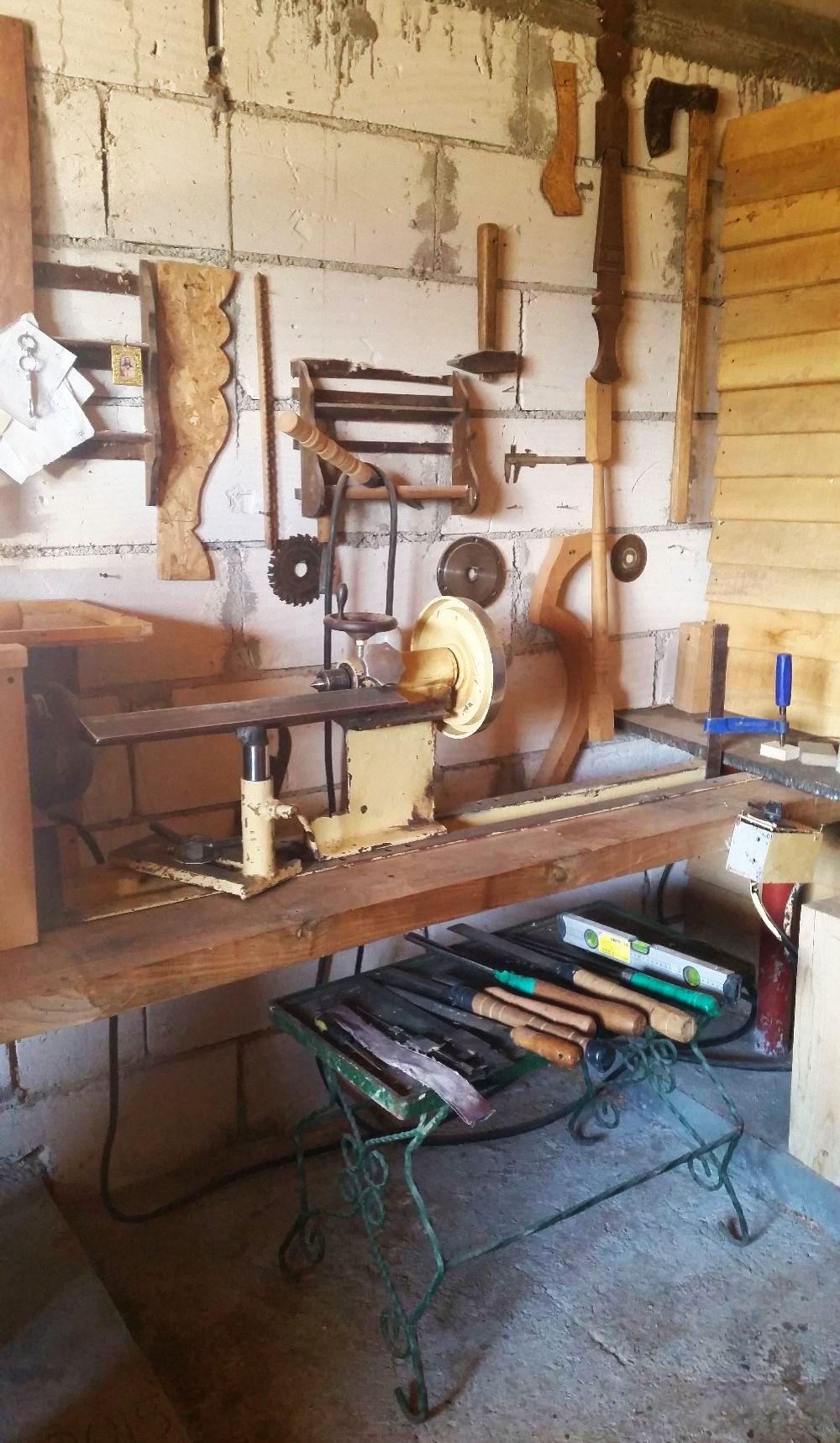 adelaparvu.com despre sculptorul in lemn Ion Moise din Topoloveni (16)
