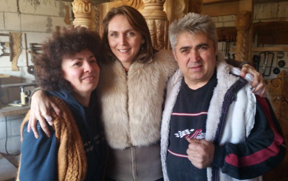 adelaparvu.com despre sculptorul in lemn Ion Moise din Topoloveni (42)