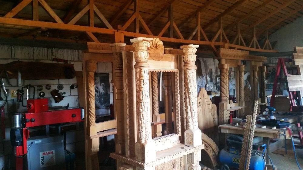 adelaparvu.com despre sculptorul in lemn Ion Moise din Topoloveni (46)