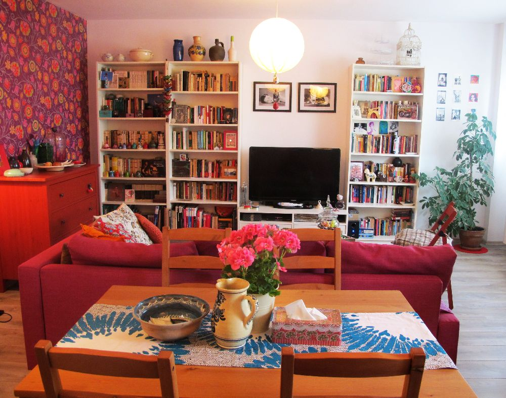 adelaparvu.com despre apartament 3 camere colorat in Sibiu, Foto Adela Parvu (67)