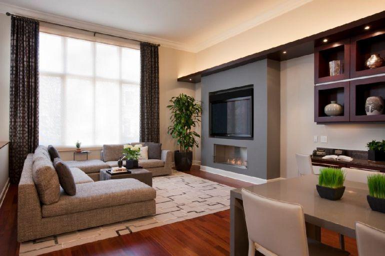 Foto Michael Abrams Limited televizorul în cameră Unde se pune televizorul în cameră și la ce distanță de canapea sau pat? adelaparvu