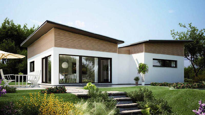 Model casa Plan 10 - 101, Suprafata 102,62 mp, 3 camere, Proiect Schwoerer Haus
