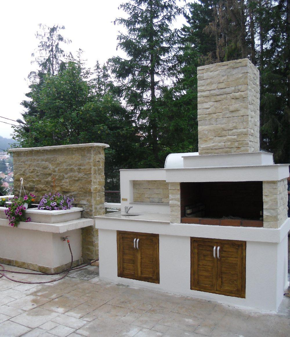 adelaparvu.com despre gratare zidite, design Gratarul Dragomir (18)