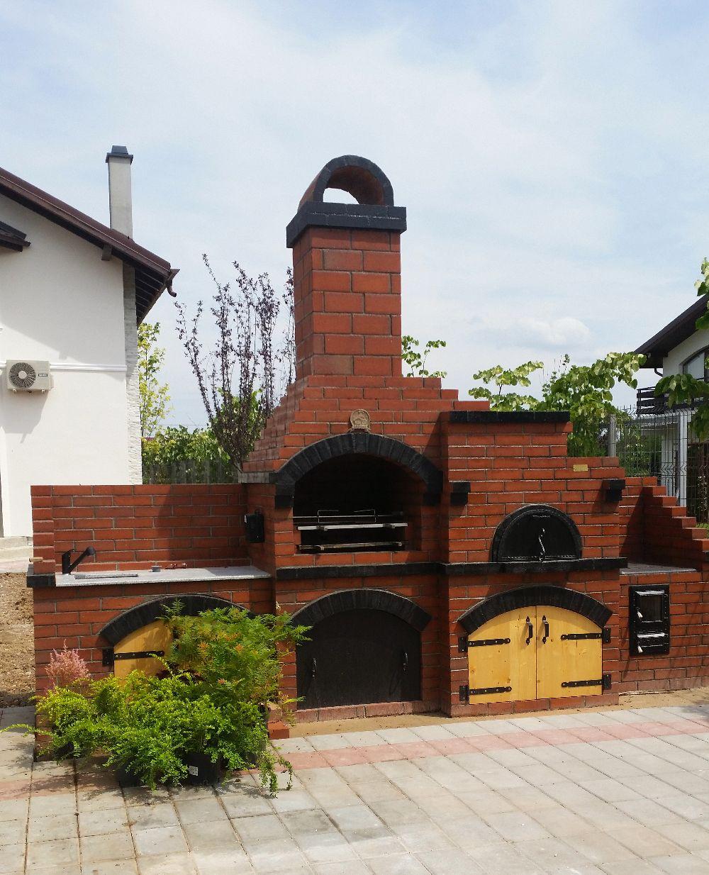 adelaparvu.com despre gratare zidite, design Gratarul Dragomir (6)