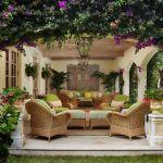 adelaparvu.com despre terasa exotica, terasa Palm Beach, SUA, design interior Kemble Interiors, Foto Brantley Photography (1)