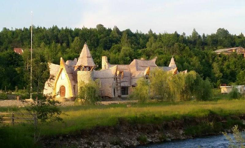 adelaparvu.com despre Castelul de Lut Valea Zanelor, Agroturistic Hotel, Romania, arhitectura Ileana Mavrodin (7)
