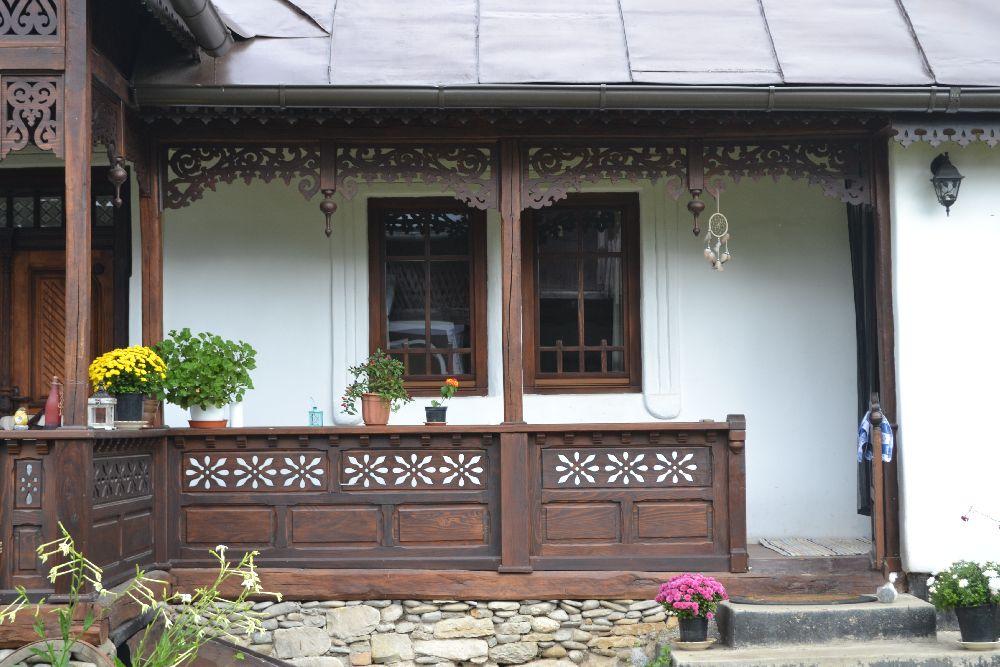adelaparvu.com despre casa traditionala romaneasca refacuta din Prahova, Romanian traditional house, Prahova region (4)