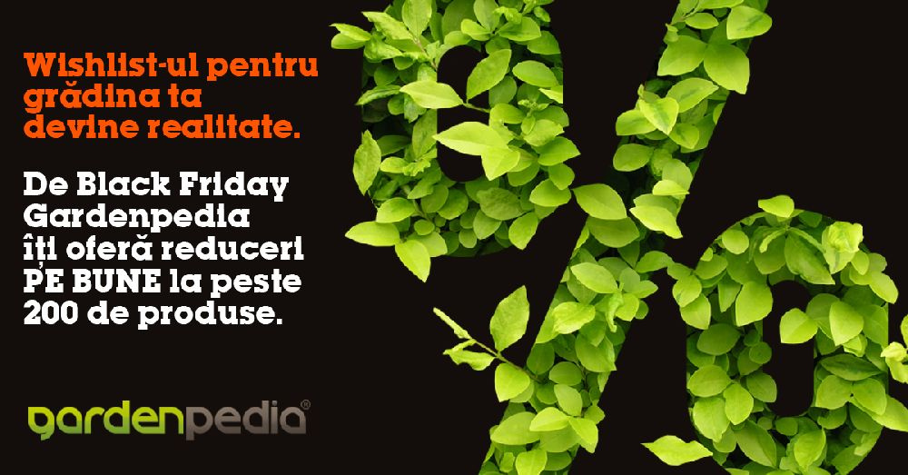 adelaparvu.com despre reduceri mari de Black Friday la Gardenpedia (11)