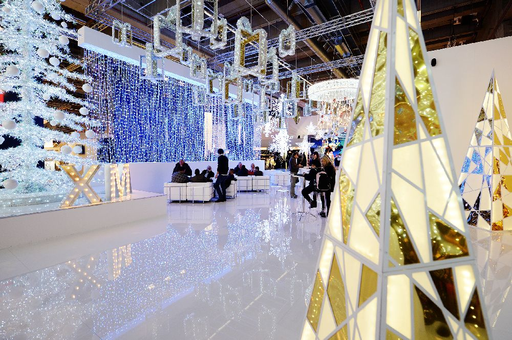 adelaparvu.com despre tendintele Christmasworld 2015, tendite de Craciun