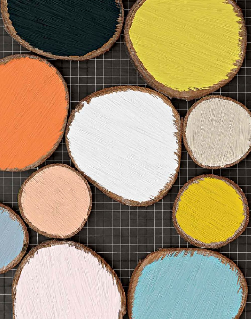 adelaparvu.com Color Trends 2016, The Grid and Letting go Trend from Dulux, Foto ColourFutures (2)