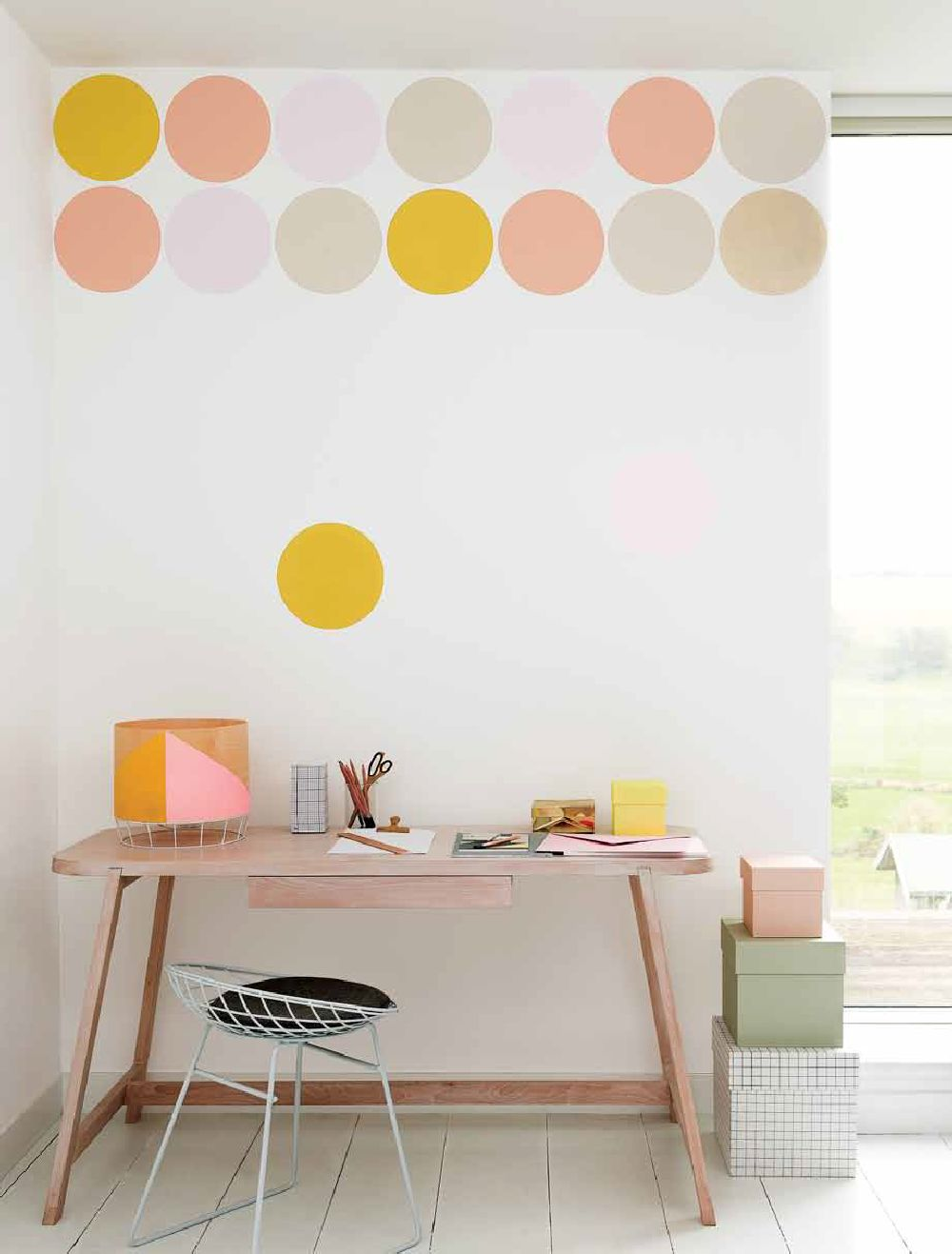 adelaparvu.com Color Trends 2016, The Grid and Letting go Trend from Dulux, Foto ColourFutures (6)