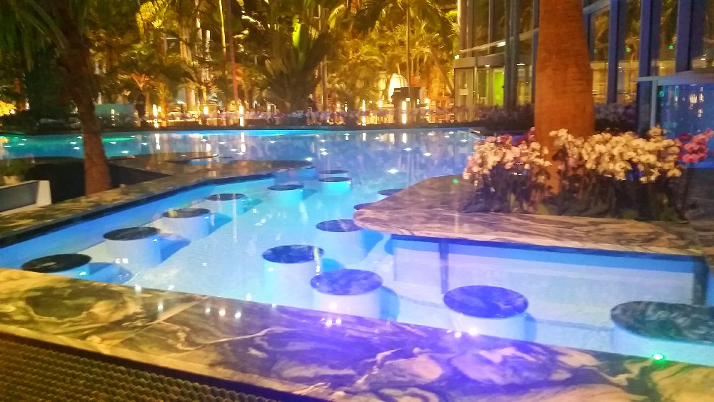 adelaparvu.com despre Therme Bucuresti, zona The Palm (70)