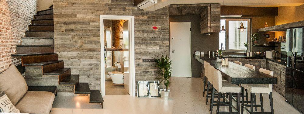 adelaparvu.com despre amenajare apartament cu lemn masiv, design interior arh Ciprian Manda, Foto Aliona Danielescu, Niculae Stoleriu (4)